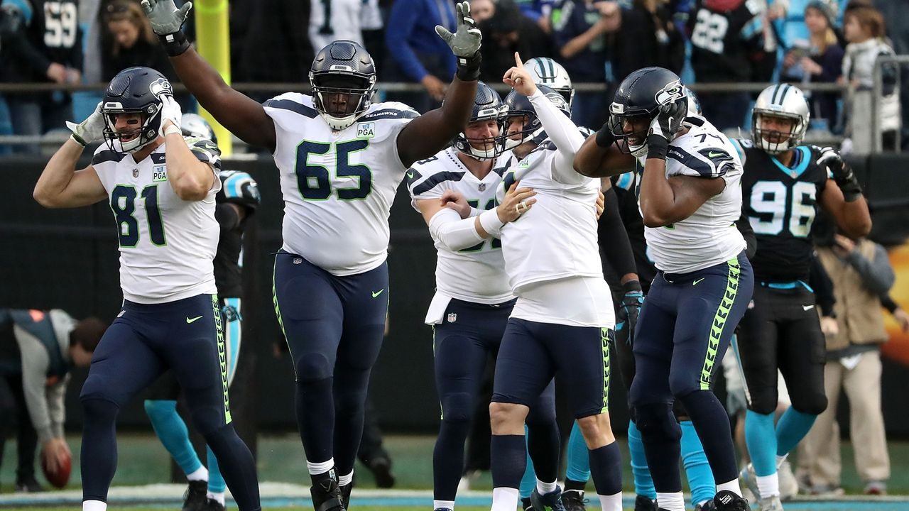 Seattle Seahawks (6-5) - Bildquelle: 2018 Getty Images