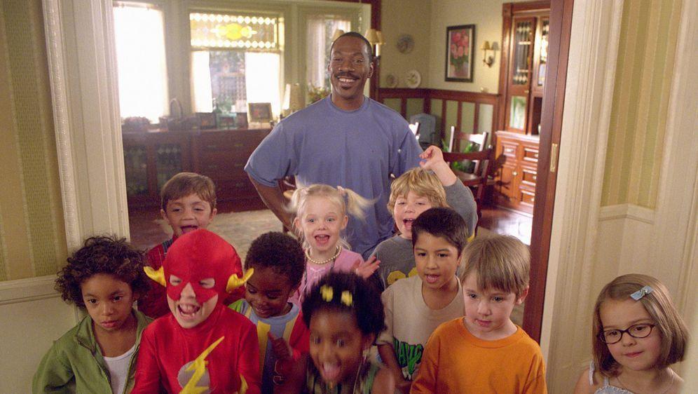Der Kindergarten Daddy - Bildquelle: 2004 Sony Pictures Television International. All Rights Reserved.
