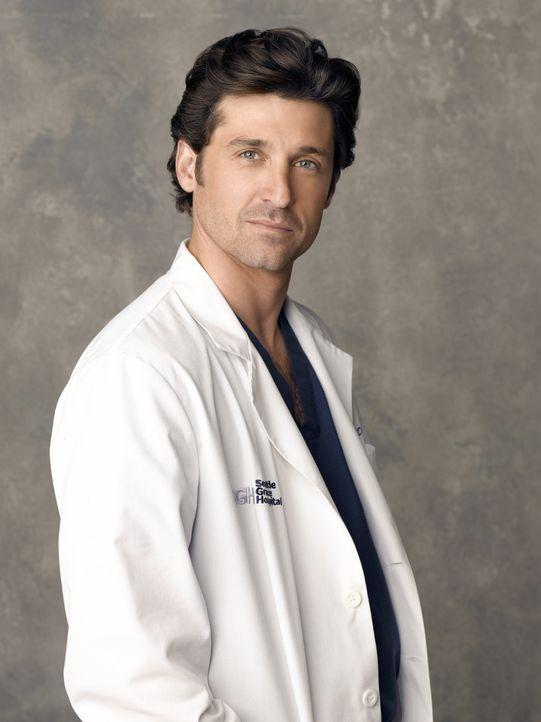 (3. Staffel) - Die Zusammenarbeit mit Dr. Meredith Grey und Dr. Addison Shepherd im Seattle Grace Hospitals ist für Oberarzt Dr. Derek Shepherd (Pat... - Bildquelle: Touchstone Television