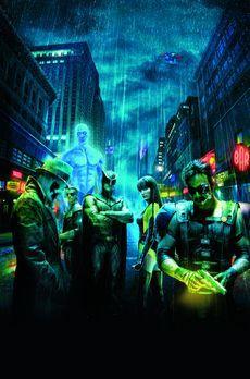 Watchmen - Die Wächter - WATCHMEN-DIE WÄCHTER - Artwork - Bildquelle: Paramou...