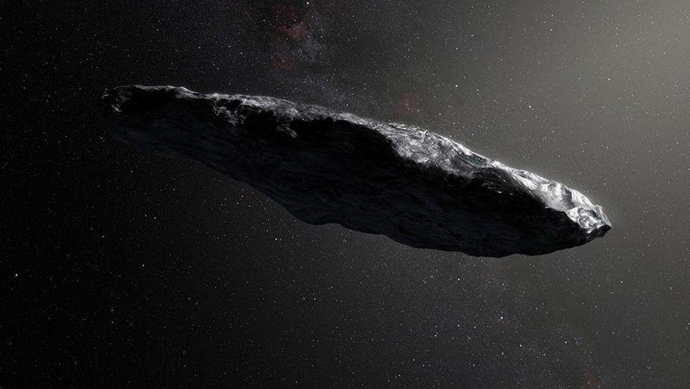 - Bildquelle: M. Kornmesser/European Southern Observatory/dpa