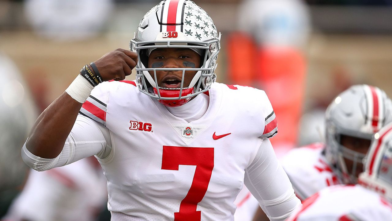 Dwayne Haskins Jr. (Ohio State Buckeyes) - Bildquelle: 2018 Getty Images