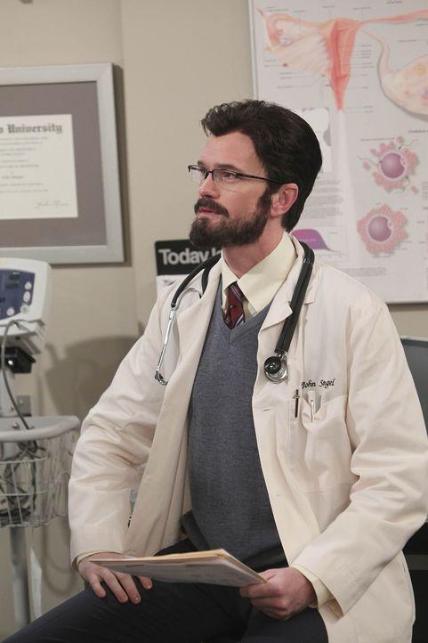 Als Lily und Marshall, den Spezialisten Dr. Stangel (Neil Patrick Harris) aufsuchen, erleben sie eine Überraschung ... - Bildquelle: 20th Century Fox International Television