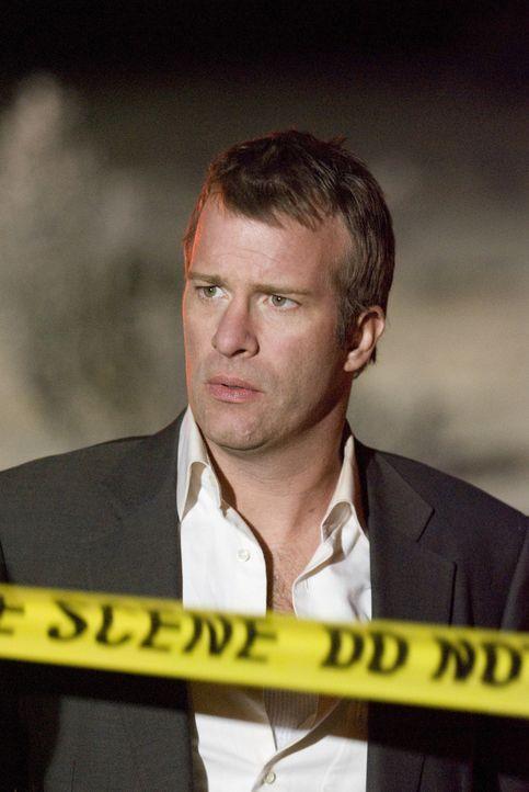 Auf dem Weg nach Las Vegas erlebt Dick (Thomas Jane) einen wahren Flitterwochen-Albtraum ... - Bildquelle: Sony 2010 CPT Holdings, Inc.  All Rights Reserved.