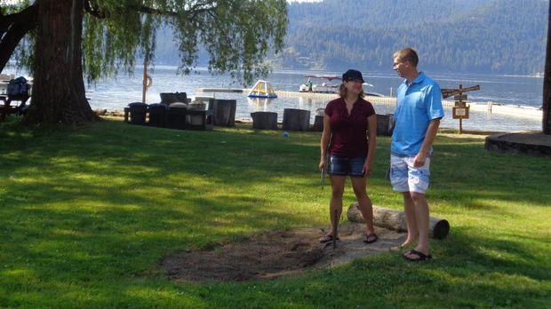 Mit nur 30 Minuten Entfernung von Zuhause ist der Deer Lake, Washington, die...