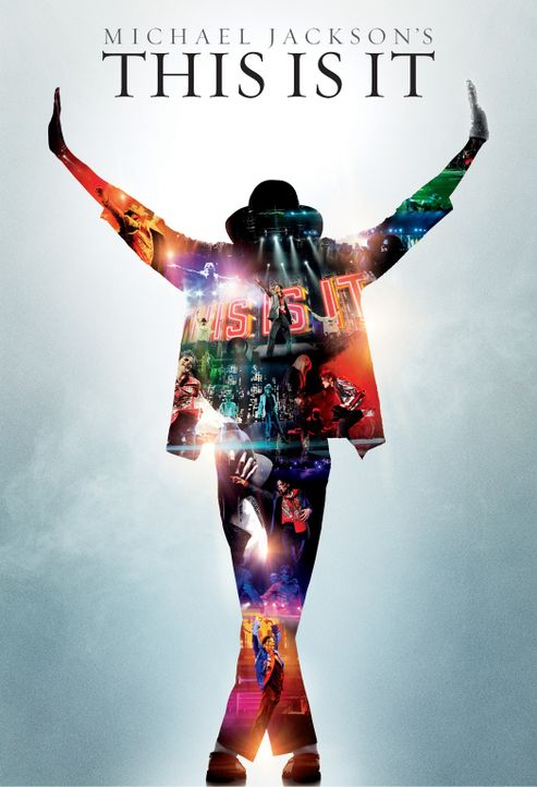 MICHAEL JACKSON'S THIS IS IT - Plakatmotiv - Bildquelle: 2009 The Michael Jackson Company, LLC. All Rights Reserved.