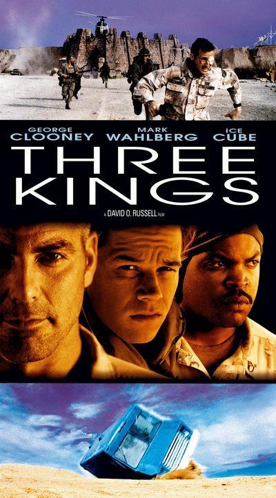THREE KINGS -Plakatmotiv - Bildquelle: Warner Bros. Pictures
