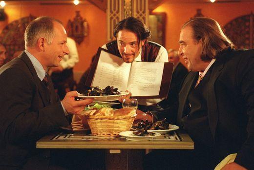 Ich Chef Du nix - Mehmet (John Friedmann, M.) möchte unbedingt seine Freundin...