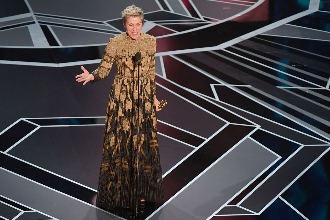 Frances-McDormand-AFP - Bildquelle: AFP PHOTO / Mark RALSTON