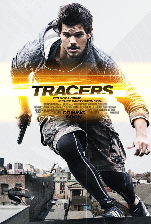 TRACERS - Plakatmotiv - Bildquelle: 2013 Melbarken Inc