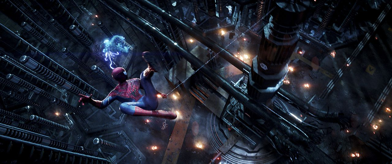 the-amazing-spider-man-2-03-Sony-Pictures - Bildquelle: 2013 Sony Pictures Releasing GmbH