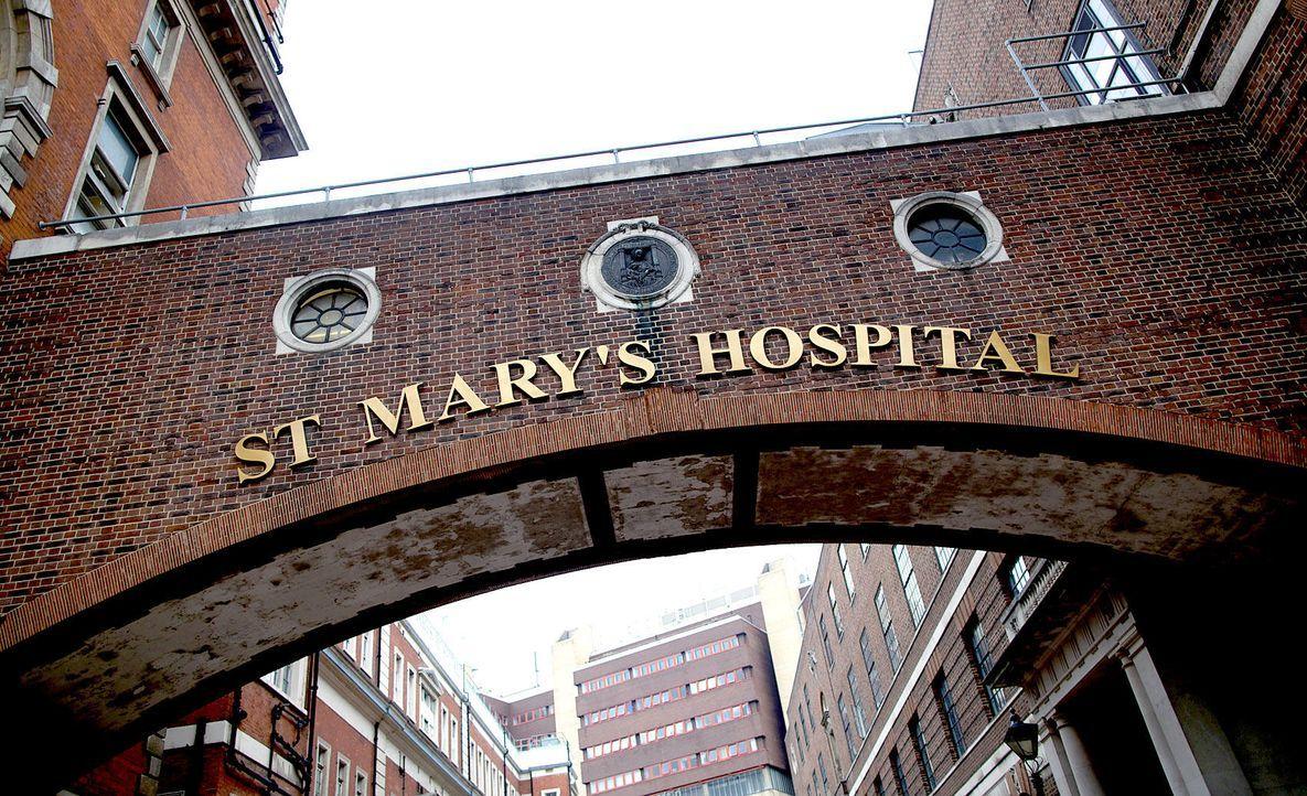 St-Marys-Hospital-London-AFP.jpg 1700 x 1036 - Bildquelle: AFP