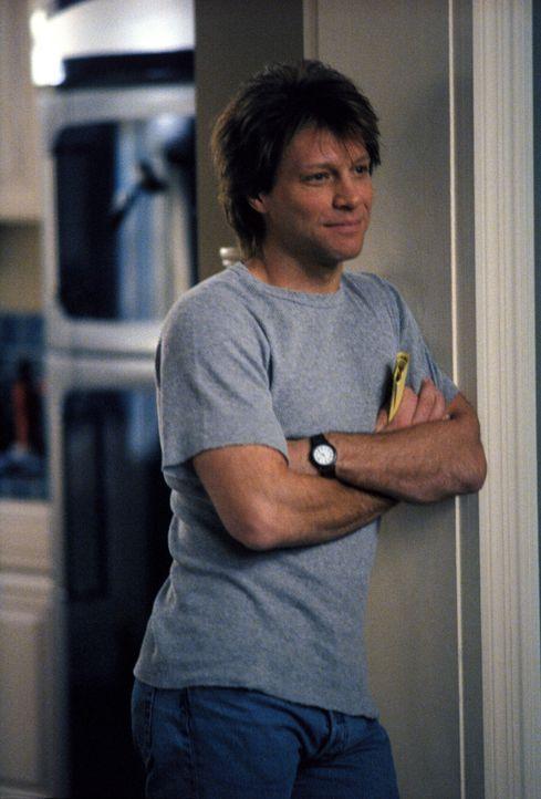 Wird Victor (Jon Bon Jovi) es sich durch eine kleine Bemerkung mit Ally verscherzen? - Bildquelle: 2002 Twentieth Century Fox Film Corporation. All rights reserved.