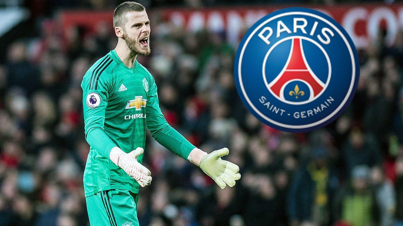 David de Gea (Manchester United) - Bildquelle: imago/MB Media Solutions