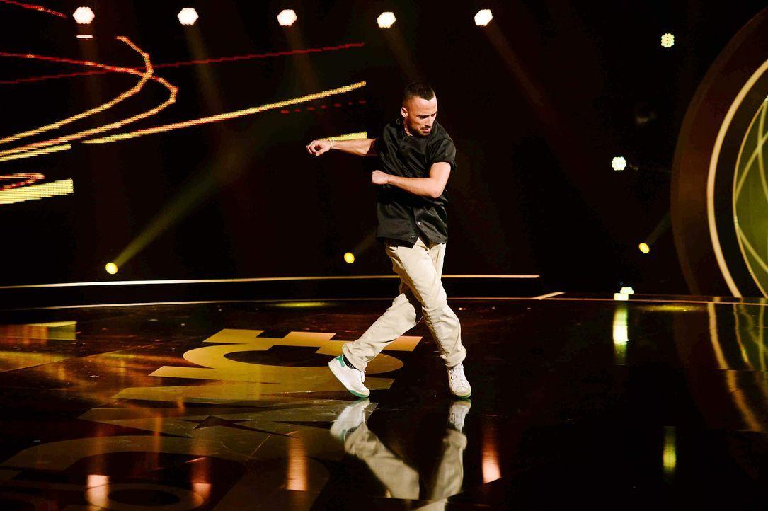 Got-To-Dance-Majid-02-SAT1-ProSieben-Willi-Weber - Bildquelle: SAT.1/ProSieben/Willi Weber