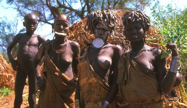Gruppenbild Suri - Bildquelle: Richard Gress