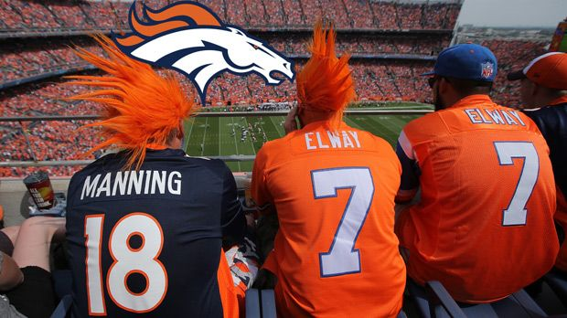 Denver Broncos - Bildquelle: 2015 Getty Images, Wikipedia