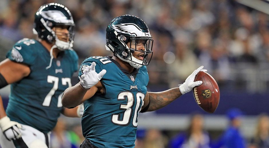 Rushing Offense: Philadelphia Eagles - Bildquelle: 2017 Getty Images