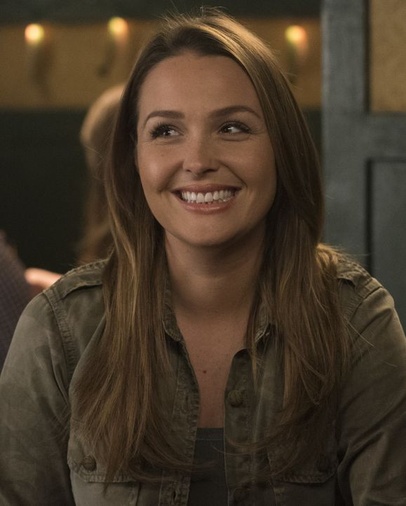 Hat weiterhin mit den vergangenen Ereignissen zu kämpfen: Jo (Camilla Luddington) ... - Bildquelle: Mitch Haaseth 2017 American Broadcasting Companies, Inc. All rights reserved./Mitch Haaseth