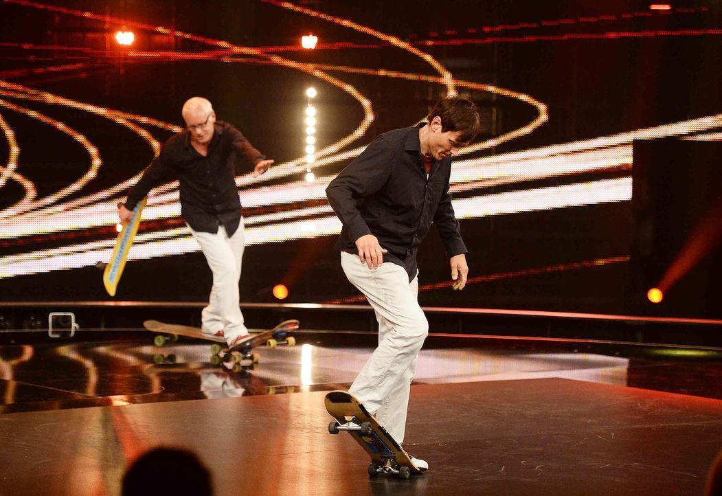 Got-To-Dance-Guenther-Eddie-09-SAT1-ProSieben-Willi-Weber - Bildquelle: SAT.1/ProSieben/Willi Weber