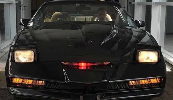 Platz 5: Knight Rider - Bildquelle: dpa