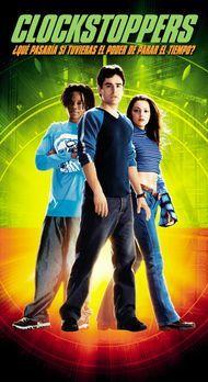 Clockstoppers - CLOCKSTOPPERS - Plakatmotiv - Bildquelle: TM &   2001-200...
