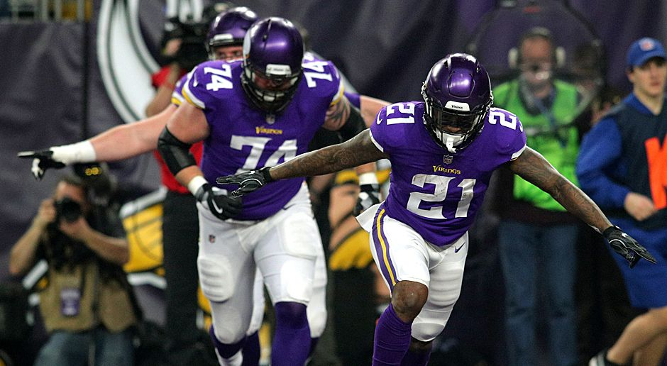 Platz 8 (geteilt): Minnesota Vikings (NFC North) - Bildquelle: 2018 Getty Images