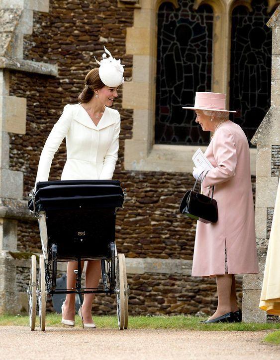 Taufe-Prinzessin-Charlotte-15-07-05-19-AFP - Bildquelle: AFP