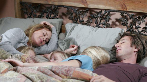 Ein gemütlicher Sonntagmorgen: Allison (Patricia Arquette, l.) und Joe (Jake...