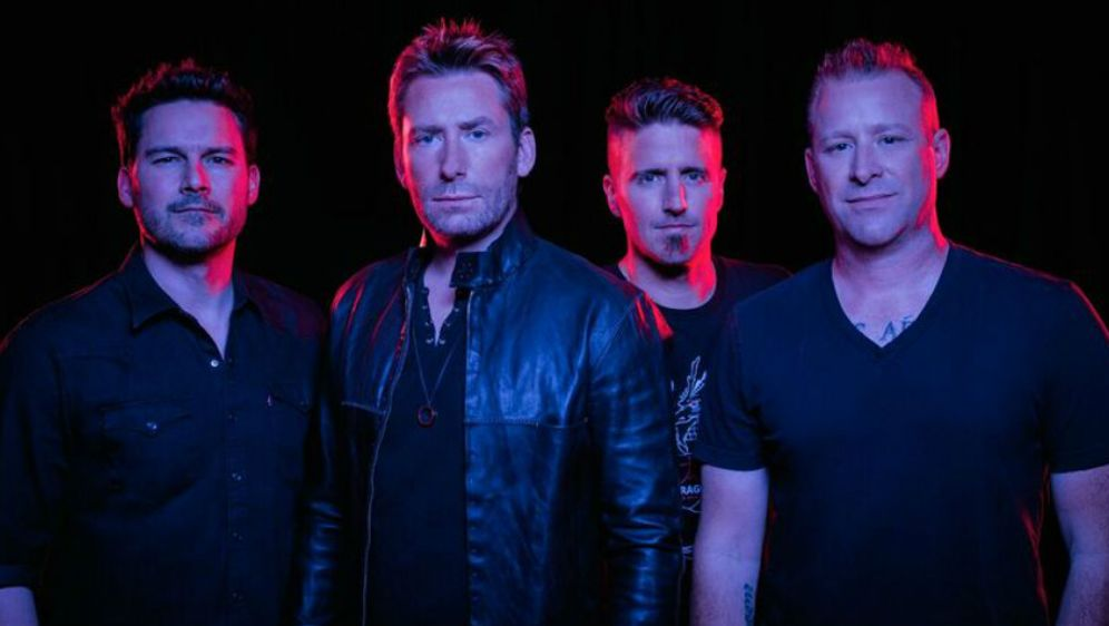 "Nickelback: Die neue Single ""Song on Fire"" - Bildquelle: BMG Rights Management"