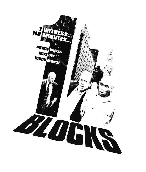 16 Blocks - Plakatmotiv - Bildquelle: Nu Image