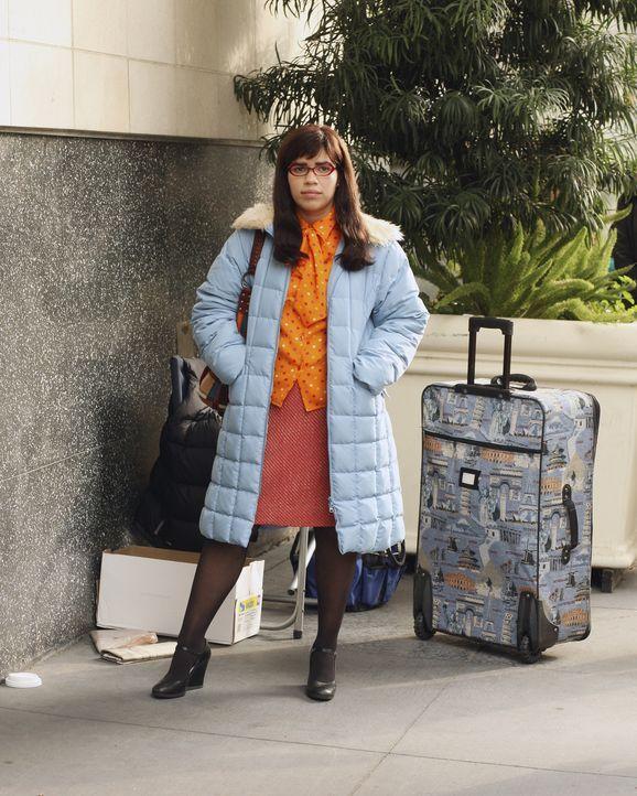 Freut sich auf ein Wochenende im Nobelhotel: Betty (America Ferrera) ... - Bildquelle: Buena Vista International Television