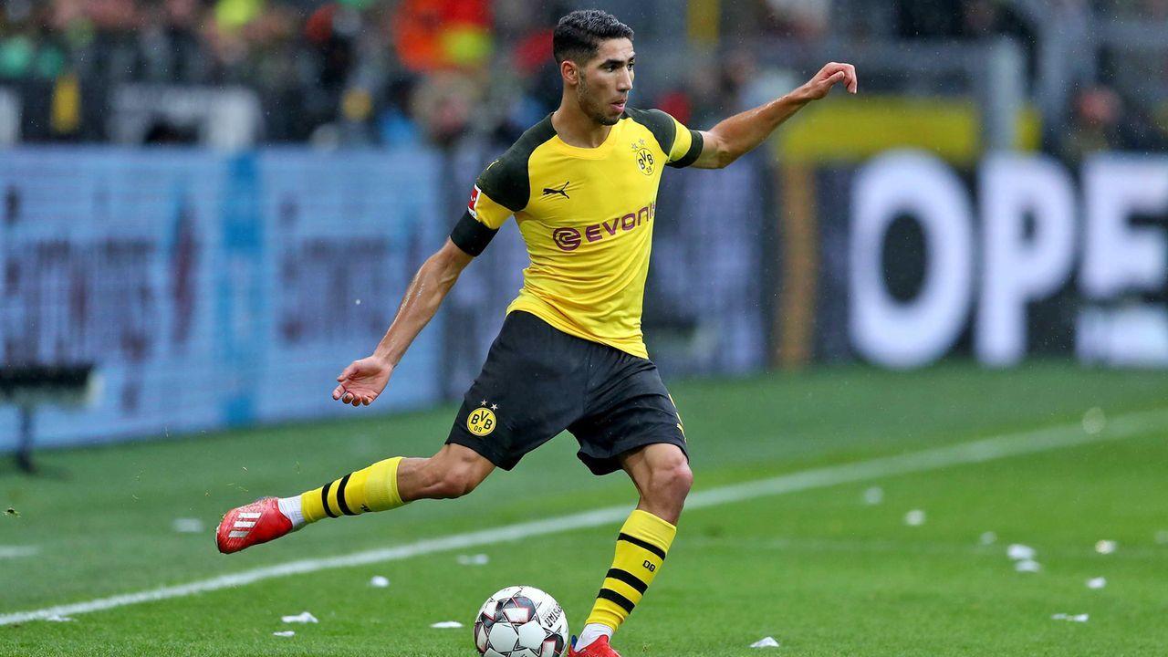 Achraf Hakimi (Borussia Dortmund) - Bildquelle: 2019 Getty Images