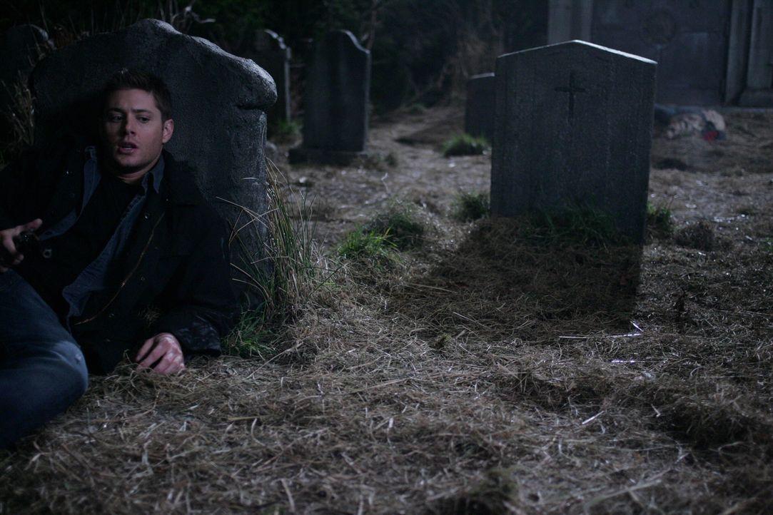 Der Kampf gegen verdorbene Geister, bösartige Monster und deren übernatürliche Kräfte nimmt kein Ende: Dean (Jensen Ackles) ... - Bildquelle: Warner Bros. Television