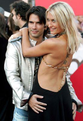 ... mit ihrem Ehemann Marc Terenzi (2006). - Bildquelle: dpa