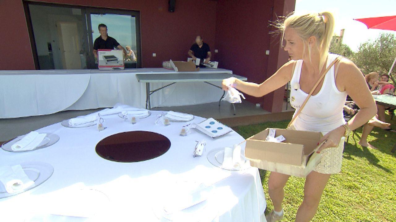 Weddingplanerin Simone Lehr machte ihre Leidenschaft zum Beruf und kümmert sich um alles rund um die Hochzeit, damit das Brautpaar seinen wichtigste... - Bildquelle: kabel eins