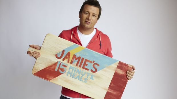 Kochshow jamie oliver  Jamie Oliver: 15 Minuten Menüs auf sixx