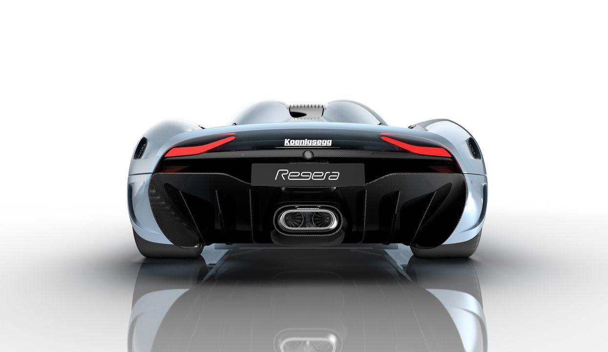Koenigsegg Regera - Bildquelle: Koenigsegg