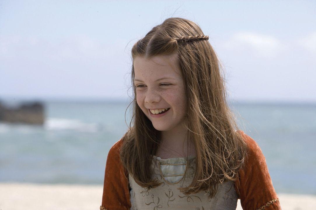 Die Jüngste der Pevensie Kinder, Lucy (Georgie Henley), schafft es immer wieder, ihre Mitstreiter zu ermutigen, nicht aufzugeben ... - Bildquelle: Disney - ABC - ESPN Television