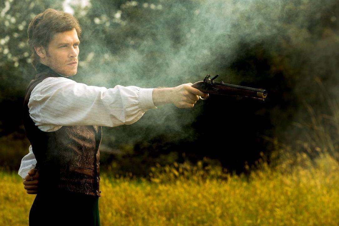 Schon immer musste Klaus (Joseph Morgan) gegen alle und jeden kämpfen. Wird dieser Kampf je enden? - Bildquelle: Warner Bros. Television