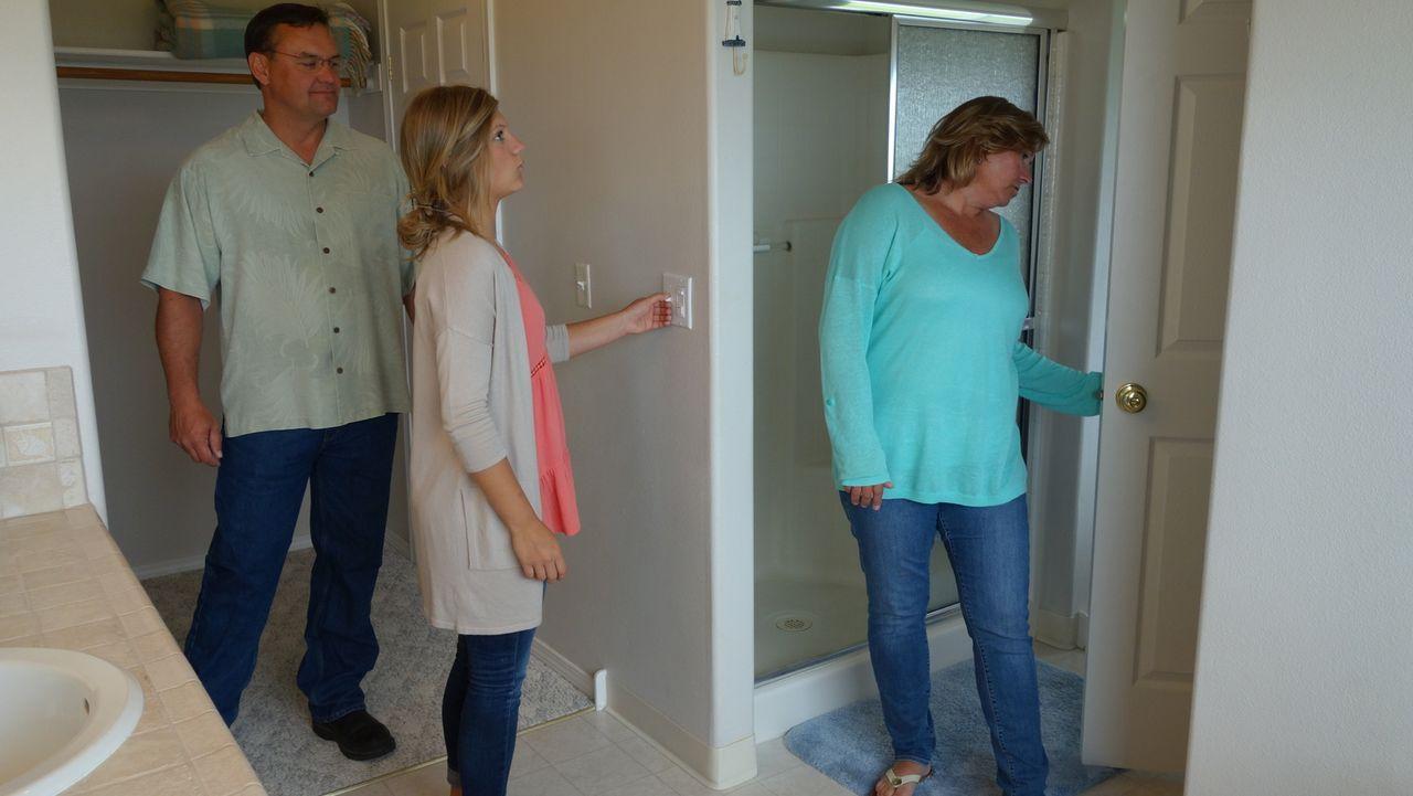 Familie Moss sucht in Long Island, Washington, nach ihrem Traum-Ferienhaus. ... - Bildquelle: 2014, HGTV/Scripps Networks, LLC. All Rights Reserved.