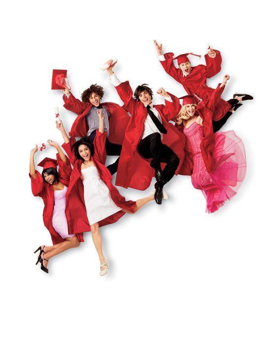 High School Musical 3: Senior Year - Artwork - Bildquelle: Disney Enterprises, Inc.  All rights reserved.