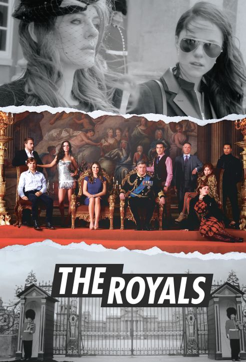 (1. Staffel) - The Royals - eine etwas andere Königsfamilie ... - Bildquelle: 2014 E! Entertainment Media LLC/Lions Gate Television Inc.