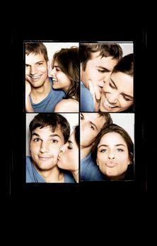 """So was wie Liebe - """"So was wie Liebe"""" mit Ashton Kutcher und Amanda..."""
