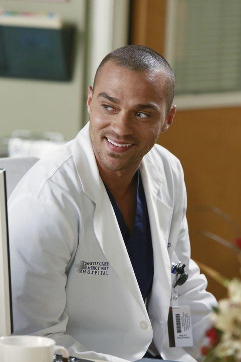 Erhält eine E-Mail, die nicht für ihn bestimmt war: Jackson (Jesse Williams) ... - Bildquelle: ABC Studios