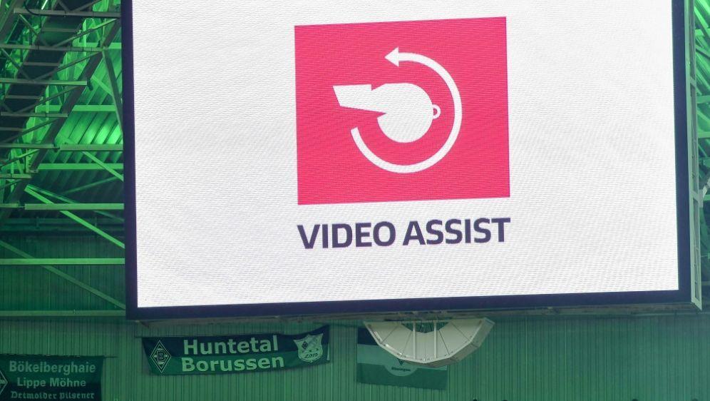Keine Übertragung des Videobeweises auf die Leinwand - Bildquelle: PIXATHLONPIXATHLONSID