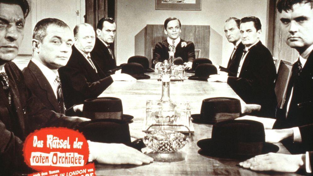 Edgar Wallace: Das Rätsel der roten Orchidee - Bildquelle: Constantin Film