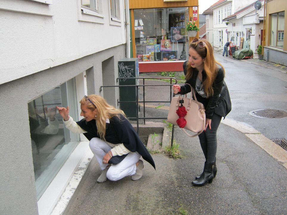 Vor ihrer Scheidung hat Janina (l.) lange Zeit mit ihrer Familie in Norwegen gelebt, kennt sich also bestens dort aus. Unterstützt wird sie bei ihre... - Bildquelle: kabel eins