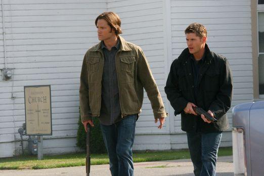 Supernatural - Sie begeben sich auf eine gefährliche Jagd nach dem Übernatürl...