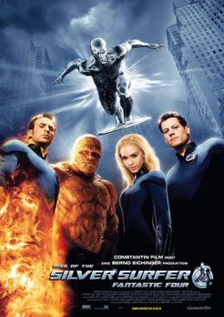 Fantastic Four - Rise of the Silver Surfer - FANTASTIC FOUR - RISE OF THE SIL...